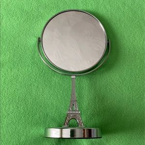 *NEW paris themed magnified mirror